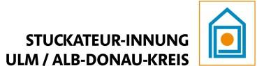 Stuckateur-Innung Ulm / Alb-Donau-Kreis Logo